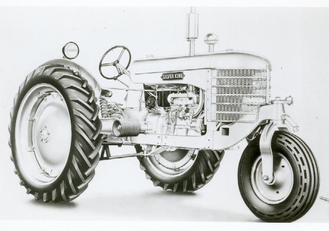 History of the Plymouth Silver King